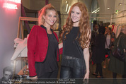 Humanic Lounge - Vienna Fashion Week - Mi 09.09.2015 - Hilde DALIK, Barbara MEIER19
