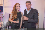 Humanic Lounge - Vienna Fashion Week - Mi 09.09.2015 - Barbara MEIER, Dieter CHMELAR37