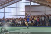 30 Jahresfeier - Europahalle - Fr 11.09.2015 - Dominic THIEM109