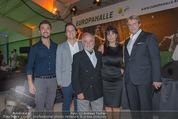 30 Jahresfeier - Europahalle - Fr 11.09.2015 - Familie Matthias Renate Markus Matthias SCHIFFER, Herbert HAAS139
