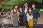 30 Jahresfeier - Europahalle - Fr 11.09.2015 - Familie Renate Matthias SCHIFFER, Kinder Markus und Matthias358