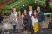 30 Jahresfeier - Europahalle - Fr 11.09.2015 - Familie Renate Matthias SCHIFFER, Kinder Markus und Matthias359