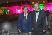 Bal au Belvedere - Unteres Belvedere - Sa 12.09.2015 - Hubertus HOHENLOHE, Karl HABSBURG104