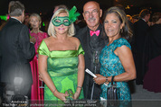 Bal au Belvedere - Unteres Belvedere - Sa 12.09.2015 - Ingrid FLICK, Shirley und Otto RETZER111