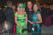 Bal au Belvedere - Unteres Belvedere - Sa 12.09.2015 - Ingrid FLICK, Shirley und Otto RETZER112