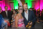 Bal au Belvedere - Unteres Belvedere - Sa 12.09.2015 - Agnes HUSSLEIN, Erwin WURM117