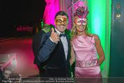 Bal au Belvedere - Unteres Belvedere - Sa 12.09.2015 - Hubert Hupo NEUPER mit Ehefrau Claudia124