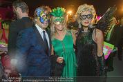 Bal au Belvedere - Unteres Belvedere - Sa 12.09.2015 - Franziska F�RSTENBERG (MEINL), Hubertus HOHENLOHE, S GANDOLFI126