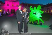 Bal au Belvedere - Unteres Belvedere - Sa 12.09.2015 - Walter und Evelyn ESELB�CK30