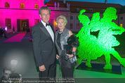 Bal au Belvedere - Unteres Belvedere - Sa 12.09.2015 - Walter und Evelyn ESELB�CK31