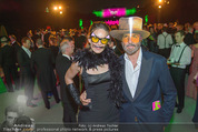 Bal au Belvedere - Unteres Belvedere - Sa 12.09.2015 - Erwin WURM mit Elise (MOUGIN)86
