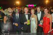 Bal au Belvedere - Unteres Belvedere - Sa 12.09.2015 - Hubertus Simona HOHENLOHE, Georg u. P. STUMPF, Tassilo VALLENTIN90