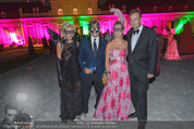 Bal au Belvedere - Unteres Belvedere - Sa 12.09.2015 - Agnes HUSSLEIN, Karl HABSBURG, H. HOHENLOHE, S GANDOLFI99