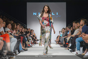 Vienna Fashion Week Finalshow - MQ Vienna Fashion Week Zelt - So 13.09.2015 - Sonja PL�CHL am Laufsteg, Modenschau f�r Ninali114