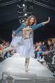 Vienna Fashion Week Finalshow - MQ Vienna Fashion Week Zelt - So 13.09.2015 - Miriam HIE am Laufsteg, Modenschau f�r Ninali122