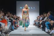 Vienna Fashion Week Finalshow - MQ Vienna Fashion Week Zelt - So 13.09.2015 - Kathi STEININGER am Laufsteg, Modenschau f�r Ninali164