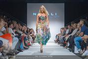 Vienna Fashion Week Finalshow - MQ Vienna Fashion Week Zelt - So 13.09.2015 - Kathi STEININGER am Laufsteg, Modenschau f�r Ninali165