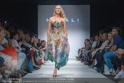 Vienna Fashion Week Finalshow - MQ Vienna Fashion Week Zelt - So 13.09.2015 - Kathi STEININGER am Laufsteg, Modenschau f�r Ninali166