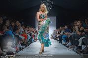 Vienna Fashion Week Finalshow - MQ Vienna Fashion Week Zelt - So 13.09.2015 - Kathi STEININGER am Laufsteg, Modenschau f�r Ninali167