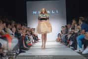 Vienna Fashion Week Finalshow - MQ Vienna Fashion Week Zelt - So 13.09.2015 - Patricia KAISER am Laufsteg, Modenschau f�r Ninali182
