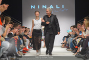 Vienna Fashion Week Finalshow - MQ Vienna Fashion Week Zelt - So 13.09.2015 - Nina KEPPLINGER, Mario SOLDO191