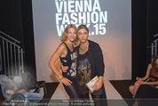 Vienna Fashion Week Finalshow - MQ Vienna Fashion Week Zelt - So 13.09.2015 - Diana LUEGER, Julian F.M. ST�CKEL38