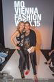 Vienna Fashion Week Finalshow - MQ Vienna Fashion Week Zelt - So 13.09.2015 - Diana LUEGER, Julian F.M. ST�CKEL39