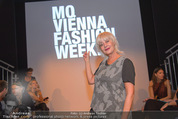 Vienna Fashion Week Finalshow - MQ Vienna Fashion Week Zelt - So 13.09.2015 - Ziggi M�LLER40