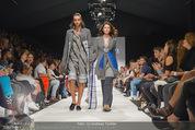 Vienna Fashion Week Finalshow - MQ Vienna Fashion Week Zelt - So 13.09.2015 - Modenschau Kenneth IZE80