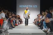 Vienna Fashion Week Finalshow - MQ Vienna Fashion Week Zelt - So 13.09.2015 - HC Hans Christian HAAS (Modenschau Kenneth Ize)87