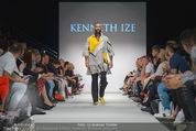 Vienna Fashion Week Finalshow - MQ Vienna Fashion Week Zelt - So 13.09.2015 - HC Hans Christian HAAS (Modenschau Kenneth Ize)88