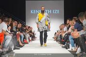 Vienna Fashion Week Finalshow - MQ Vienna Fashion Week Zelt - So 13.09.2015 - HC Hans Christian HAAS (Modenschau Kenneth Ize)89