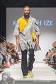 Vienna Fashion Week Finalshow - MQ Vienna Fashion Week Zelt - So 13.09.2015 - HC Hans Christian HAAS (Modenschau Kenneth Ize)90