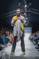 Vienna Fashion Week Finalshow - MQ Vienna Fashion Week Zelt - So 13.09.2015 - HC Hans Christian HAAS (Modenschau Kenneth Ize)91