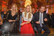 Leading Ladies Awards 2015 - Palais Niederösterreich - Di 15.09.2015 - Nadine LEOPOLD, Jenny und Niki FELLNER118
