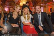 Leading Ladies Awards 2015 - Palais Niederösterreich - Di 15.09.2015 - Nadine LEOPOLD, Jenny und Niki FELLNER120