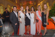 Leading Ladies Awards 2015 - Palais Niederösterreich - Di 15.09.2015 - Andreas SEIDL, Sina SCHMID, 4 Miss Earth18