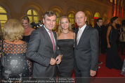 Leading Ladies Awards 2015 - Palais Niederösterreich - Di 15.09.2015 - Toni M�RWALD, Kurt MANN mit Joanna23