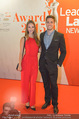 Leading Ladies Awards 2015 - Palais Niederösterreich - Di 15.09.2015 - Julia FURDEA mit Freund Christian36