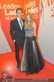 Leading Ladies Awards 2015 - Palais Niederösterreich - Di 15.09.2015 - Zoe STRAUB mit Freund Kasper LEUHUSEN90