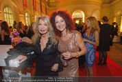 Leading Ladies Awards 2015 - Palais Niederösterreich - Di 15.09.2015 - Jeanine SCHILLER, Christina LUGNER99