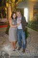 California Party - Melrose - Mi 16.09.2015 - Arthur WORSEG mit Ehefrau Kristina (erste Fotos mit Eheringen)71