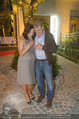 California Party - Melrose - Mi 16.09.2015 - Arthur WORSEG mit Ehefrau Kristina (erste Fotos mit Eheringen)72