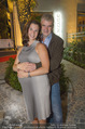 California Party - Melrose - Mi 16.09.2015 - Arthur WORSEG mit Ehefrau Kristina (erste Fotos mit Eheringen)77