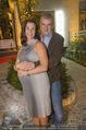 California Party - Melrose - Mi 16.09.2015 - Arthur WORSEG mit Ehefrau Kristina (erste Fotos mit Eheringen)78