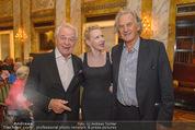 Die Öscars Buchpräsentation - Hotel Imperial - Mi 16.09.2015 - Harald SERAFIN, Sunnyi MELLES, Erich SCHLEYER24