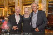 Die Öscars Buchpräsentation - Hotel Imperial - Mi 16.09.2015 - Harald SERAFIN, Sunnyi MELLES, Erich SCHLEYER25