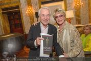 Die Öscars Buchpräsentation - Hotel Imperial - Mi 16.09.2015 - Harald SERAFIN, Renate HOLM29