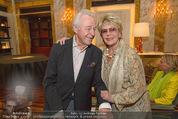 Die Öscars Buchpräsentation - Hotel Imperial - Mi 16.09.2015 - Harald SERAFIN, Renate HOLM30