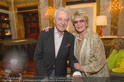 Die Öscars Buchpräsentation - Hotel Imperial - Mi 16.09.2015 - Harald SERAFIN, Renate HOLM31